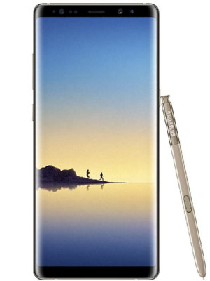 galaxy note 8 64gb sim unica Mapple gold