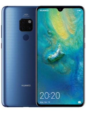 Huawei Mate 20  128gb Single Sim Midnight blue