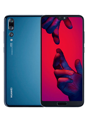 Huawei P20 Pro 128gb Single Sim Midnight blue