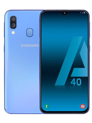 Samsung galaxy a40 4-64gb duos Blue