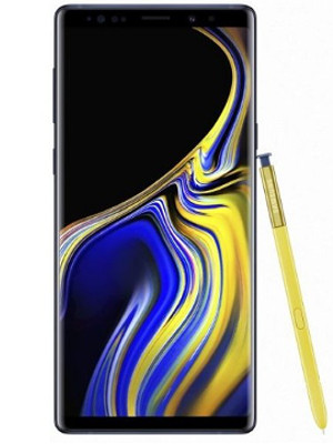 Samsung galaxy note 9 512gb single sim